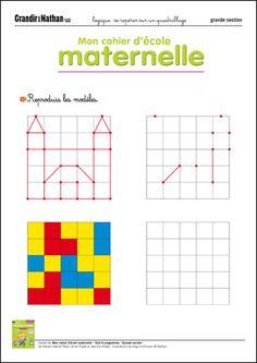 Exercices grande section maternelle a imprimer recherche - Addition grande section ...