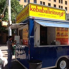 The 25 Most Popular Food Trucks Of 2013.... kebabalicious in Austin.....been there.  eaten that!