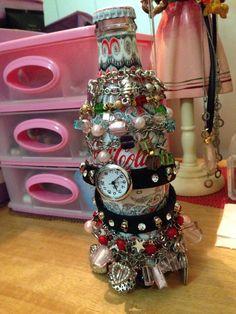 Bracelets on the bottle!