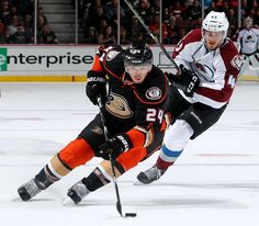 Ducks vs. Avalanche - 03/20/2015 - Colorado Avalanche - Photos