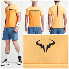 0764483f94 Nike Challenger Premier Rafa : Nouveau Tee-shirt de tennis NikeCourt  Gladiator collection été Le