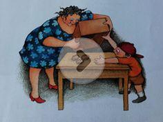 Julianne's book club - The Potato People by Pamela Allen http://artgrowlove.com/the-potato-people