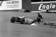 Richie Ginther, Honda RA272, Belgium 1965.