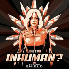Are you Inhuman? Don't miss the Season 3 premiere of Marvel's #AgentsofSHIELD, tonight at 9|8c on ABC!