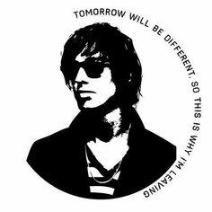 T-shirts Julian Casablancas T Shirt 11th Dimension Forgive Them Big Clearance Sale