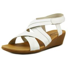 Baretraps Mirabella Open-Toe Leather Slingback Sandal ^^ Startling review available here  : Strappy sandals