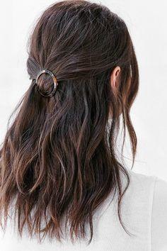 pretty hair clip