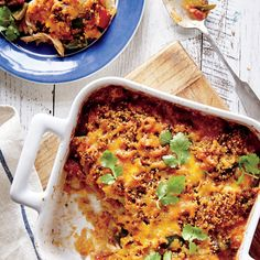 King Ranch Chicken and Quinoa Casserole