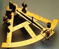 Napoleon's sextant.