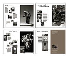 design portfolio layout examples - Google Search | Design Board ...