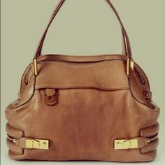 Chloe Cary Small Leather Shoulder Bag 66