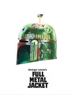 George Lucas's Full Metal Jacket  - Created by Cüneyt Özalp
