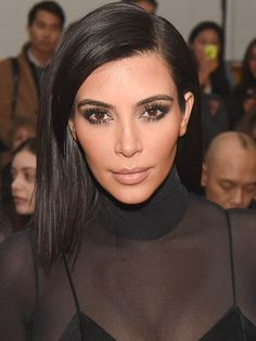 Love her or hate her, Kim Kardashian has hair issues like the rest of us (and credits laser hair removal for helping to improve her look!)