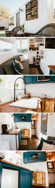 BEAUTIFUL CONTAINER TINY HOME