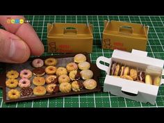 Welcome to HMS2(Hamster Miniature Studio 2) This channel is one that introduces cute Japanese toys and sweets. The items introduced can be found below. Minia...