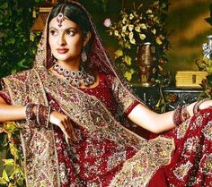 Traditional North Indian Bride