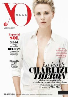 Charlize Theron – YO Dona Magazine (Spain) April 2015 Issue