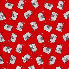50 x 110 cms Half Metre Cats Pyjamas Jodie Carleton Green Bubbles
