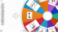 Ο Τροχός της κίνησης ~ Los Niños Dance Moves, Online Games, Kindergarten, Exercise, Children, Crafts, Spring, Fitness, Summer