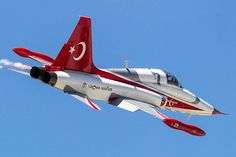 Turkish Stars - My Ideas & Suggestions Military Jets, Military Aircraft, Air Fighter, Fighter Jets, Iran Air, Russian Jet, Aerial Acrobatics, Air Force Aircraft, Aircraft Photos