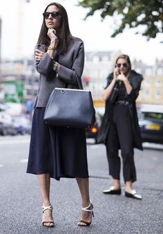 Best-dressed at London Fashion Week - Telegraph