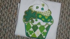 St. Patrick's  Day Shirt sample by KidsAtelier on Etsy, $22.99