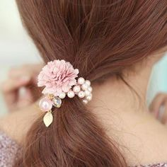 Buy 'kitsch island – Corsage Beaded Hair Tie ' with Free International Shipping at YesStyle.com. Browse and shop for thousands of Asian fashion items from South Korea and more!