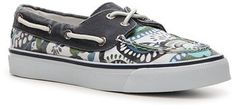 Sperry's! You know...for all the boating I do. Pontoon boats count, right?