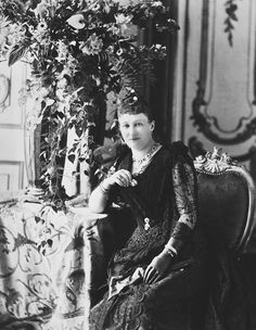 Empress Augusta Victoria of Germany (1858-1921) | Royal Collection Trust