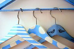A tutorial: altered hangers