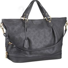 2b879c366468 Louis Vuitton Mahina Leather Stellar Gm M93178 Bde... Lv Handbags