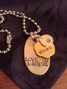 Great for USMC's wife or mom!