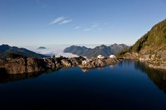 ~ Clayoquot Wilderness Resort on Vancouver Island, British Columbia, Canada ~