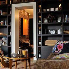 ART CONCEPT Agencement - Rénovation d'appartement LYON 6 - meuble - sur mesure