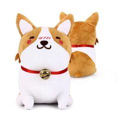 Corgi Plush, Corgi Dog, Cute Corgi, Cute Stuffed Animals, Cartoon Dog, Christmas Gifts For Kids, Shiba Inu, Beautiful Dogs, Dog Toys