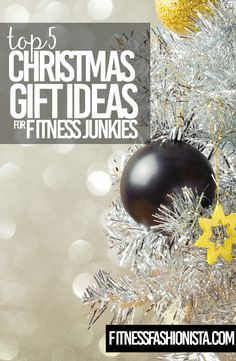 Top 5 Christmas Gift Ideas for Fitness Junkies // See the web site. Top 5 Christmas Gifts, Holiday Gifts, Christmas Bulbs, Christmas Recipes, Christmas Holiday, Christmas Decor, Christmas Ideas, Gifts For Boys, Girl Gifts