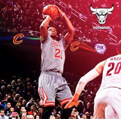 Jimmy with the jumper! Bulls Basketball, Basketball Players, Basketball Court, Jordan Bulls, Sports Page, Nba Pictures, Washington Wizards, Charlotte Hornets, American Sports