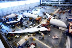 Boeing Charleston 787 Assembly Facility, c/o Boeing.