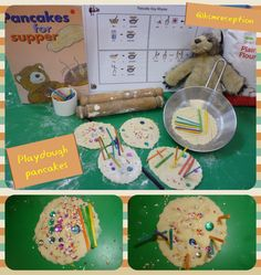 image Shrove Tuesday Eyfs, Shrove Tuesday Activities, Pancake Day Eyfs Activities, Activities For Kids, Crafts For Kids, Pancake Day Crafts, Mister Wolf, Preschool Cooking, Family Day Care