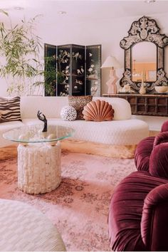 Bohemian Style Furniture Ideas and Designs Living Room Decor, Living Spaces, Bedroom Decor, Home And Deco, Interiores Design, Home Interior Design, Home And Living, Room Inspiration, House Design