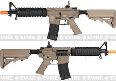 :) G&P M4 CQB-R Full Metal Airsoft AEG Rifle - Dark Earth, Airsoft Guns, Airsoft Electric Rifles, G&P - Evike.com Airsoft Superstore