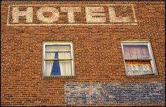 HOTEL ~ Dodge City, Kansas USA ~ © 2013 Bob Travaglione. ALL RIGHTS RESERVED