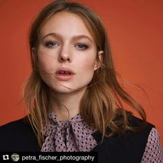 "Anne-Lena Cox auf Instagram: ""#Repost @petra_fischer_photography @anaisgarnierbe @lanius_fairfashion #consciousfashion #fashion #model #mua #lookbook #köln #cgn #makeup…"""