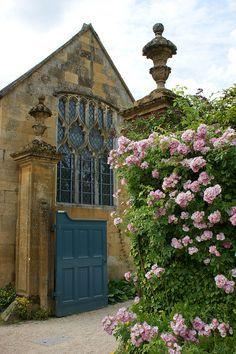 Hidcote Manor Garden,  Gloucestershire