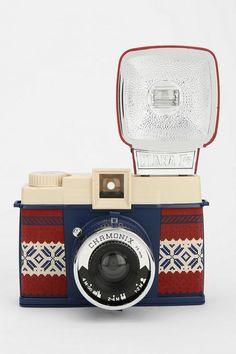 Lomography Diana F  Chamonix Camera #urbanoutfitters