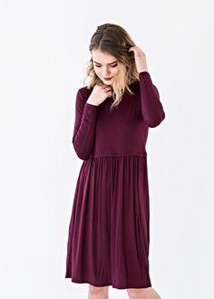 Jessalyn Simple Dress