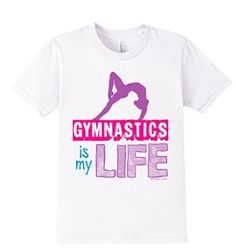 Gymnastics is my Life tee