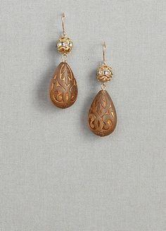 Vintage Earrings - Marrakesh