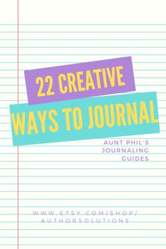 Do you have a bunch of blank journals collecting dust around your home? Get ready to dust them off. This journaling guide will inspire you to put those old journals to good use. 22 Creative Ways to Use a Journal