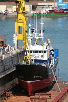 Berriz irigoien Fishing Vessel, Boats, Sea, Travel, Gone Fishing, Ship, Fishing Boats, Sailing Ships, Basque